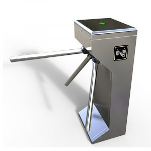 Manual Turnstile Gate Access System